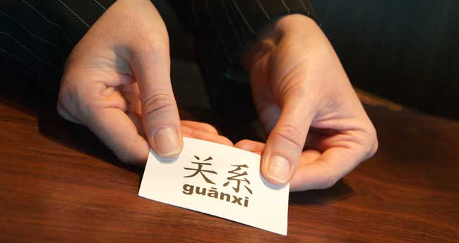 Suppliers Negotiation Guanxi